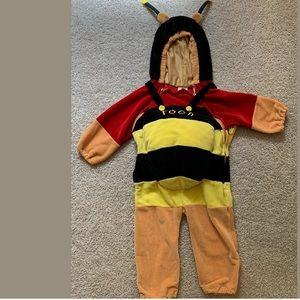 Disney Store Winnie Pooh Bee Costume 18-24 Months